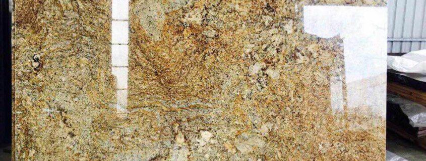 Đá marble vàng hoàng gia