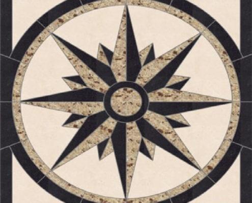 Hoa văn đá hoa cương hoa văn đá tự nhiên