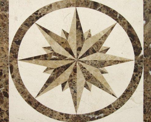 Hoa văn đá hoa cương dạng phổ thông