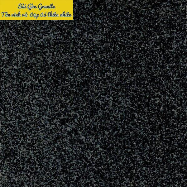Đá granite đen lông chuột