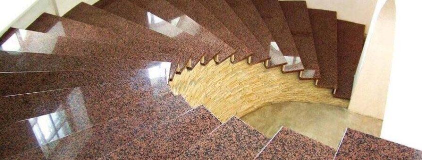Đá giá rẻ ốp cầu thang
