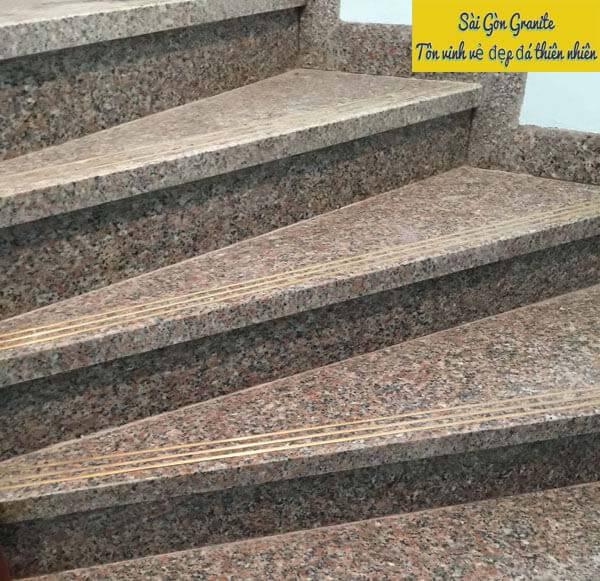Đá hoa cương giá rẻ ốp cầu thang