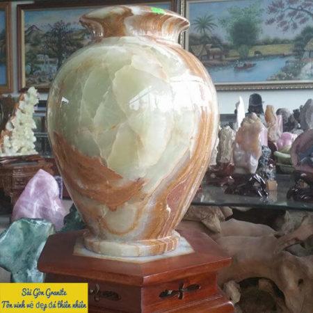 Lộc bình đá onyx pakistan