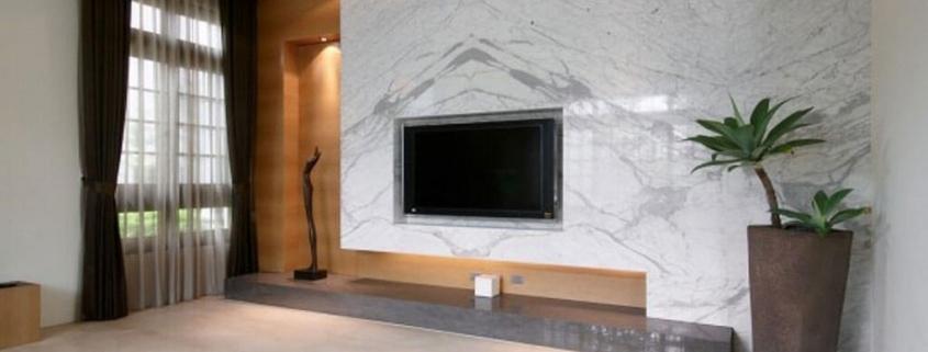 Đá marble ốp tường